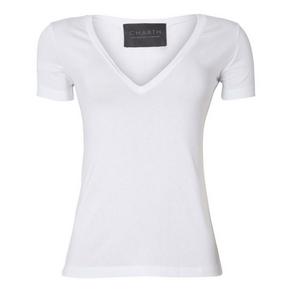 T-Shirt-Decote-V-Branco-Charth-PP